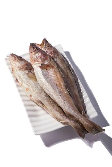 单冻小大口鱼